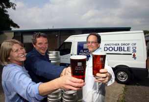 A Hampshire brewery with an eye on quality