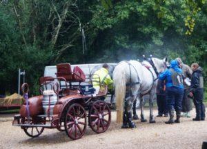 British Heavy Horse Driving Trials Club dapples & carriage 2 c