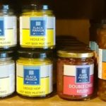 Flack mustards and marmelades