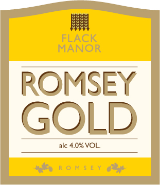 Summer ale Romsey Gold
