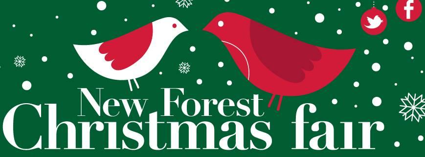 New Forest Christmas Fair 2016