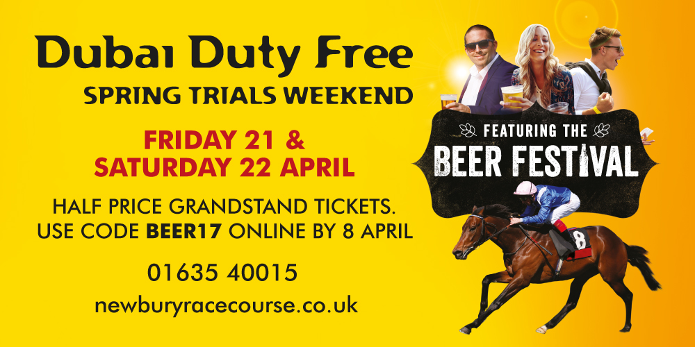 Beer Festival DDF Spring Trials
