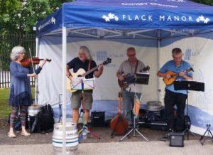 Flack Banger Cuckoo Pint Quartet
