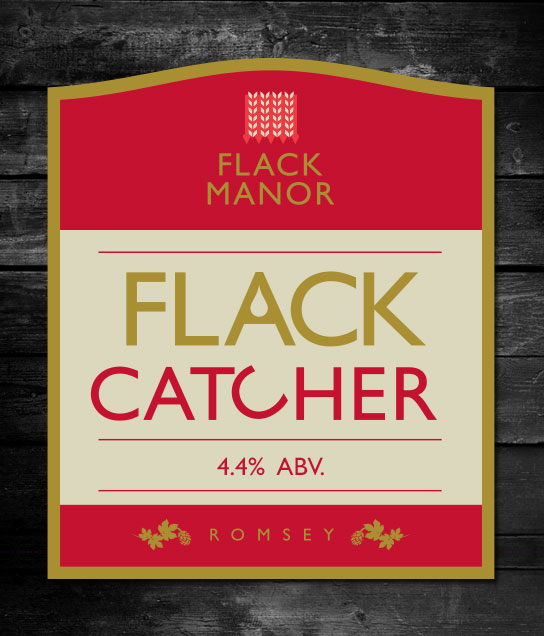 Flack Catcher in Wetherspoons