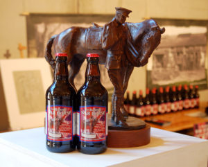 Romsey War Horse bottles