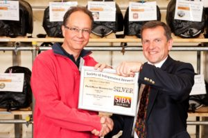 Flack Manor wins SIBA Awards for Hedge Hop and Romsey Gold in July 2014