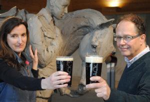 Romsey War Horse Ale1