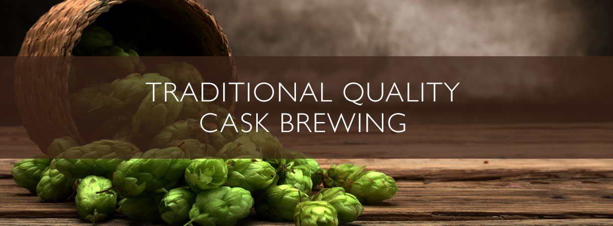 traditional quality cask brewing