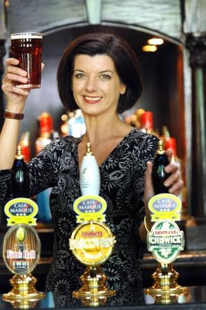 Annabel Smith beer sommelier