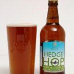 Flack's Hedge Hop in bottles