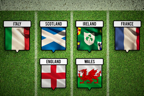 Union Flack partners the 6 Nations