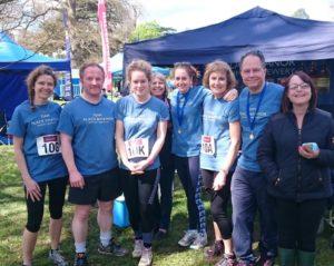 Romsey Relay Marathon 2016