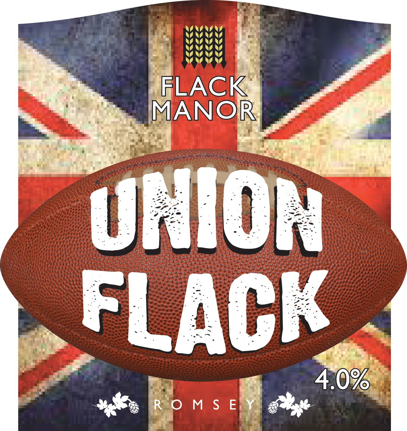Union Flack Six Nations 2018