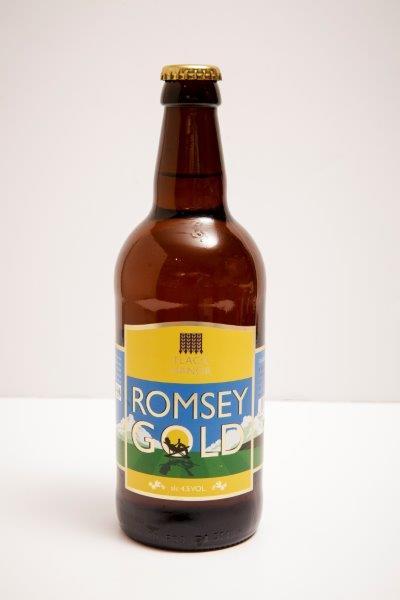Romsey Gold BeerX