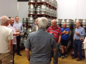 SE Hants CAMRA brewery tour
