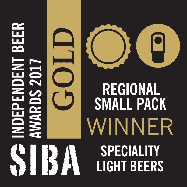 Bottled Romsey Gold SIBA Gold