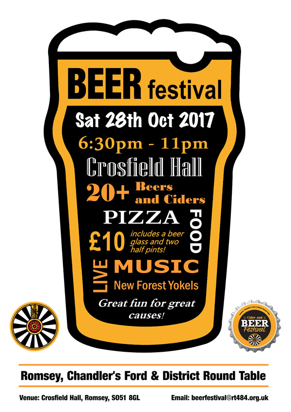 Round Table Beer Festival