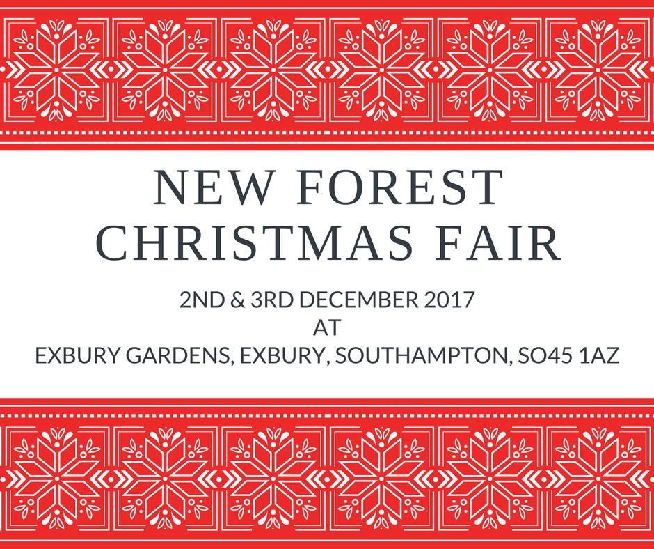 New Forest Christmas Fair