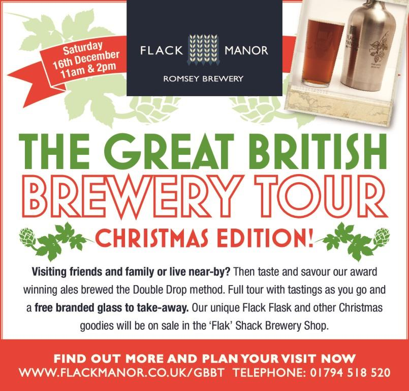 Great British Brewery Tour